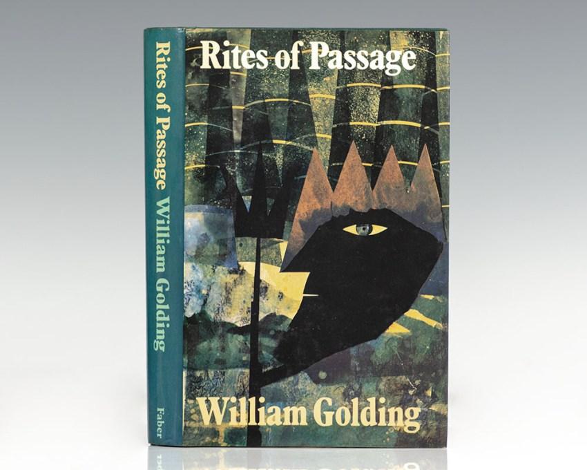 Rites of Passage.