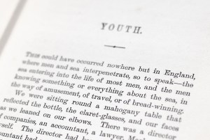 Youth: A Narrative and Two Other Stories.