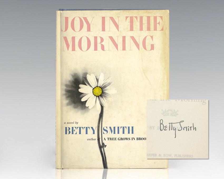 Joy In The Morning.