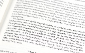 Finance and the Good Society.
