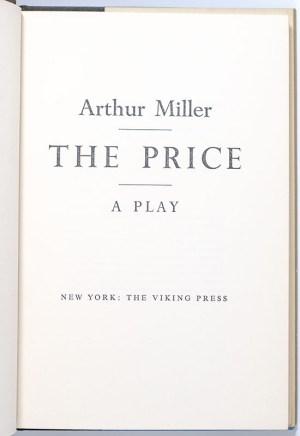 The Price.