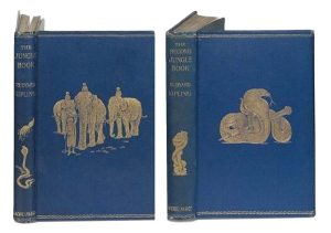 The Jungle Book, Rudyard Kipling, First Edition