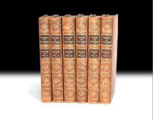 Henry Fielding's The History of Tom Jones, a Foundling, rare book, First Edition, Owned by Theodore Roosevelt