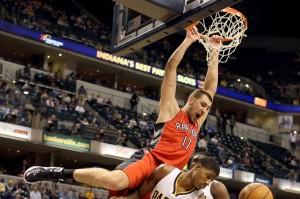 Toronto Raptors v Indiana Pacers
