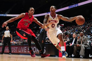 Game Day Preview: Scorching Raptors head to Atlanta