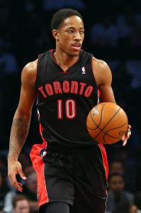 NBA: Playoffs-Toronto Raptors at Brooklyn Nets