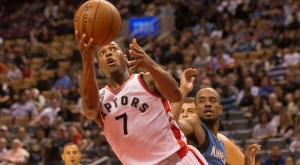 Lowry drops 40 against T-Wolves, sets franchise record
