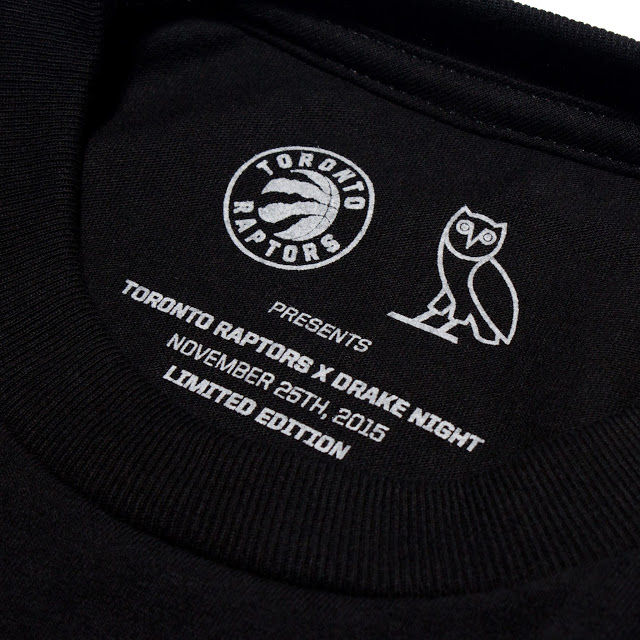 a55fb791e Earlier today the Octobers Very Own (OVO) – clothing line to the Global  Ambassador for the Toronto Raptors (Drake) released some new  swag  for  fans ...
