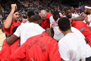 Raptors' Early Season Observations