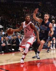 Post Game Report Card: Raptors narrowly squeak by Mavericks