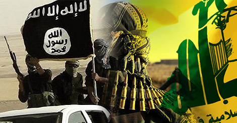 Sacred Violence Industry, ISIS and Hezbollah
