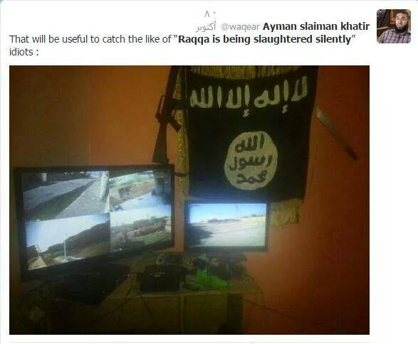 Deception One of ISIS Means To Capture its Opponents