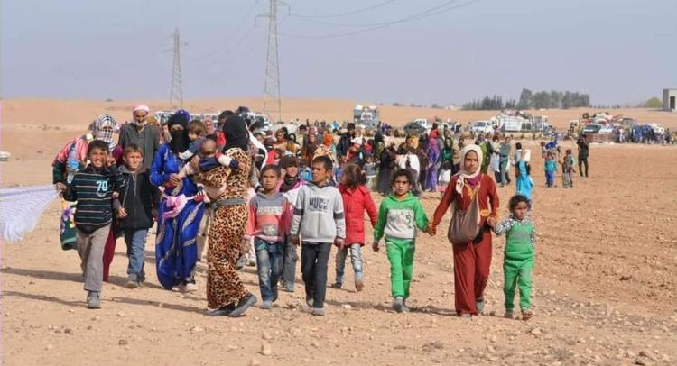 Raqqa People Do not Want to Test what has been Already Tested