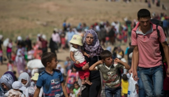 IDPs from Raqqa are concerned about their identification documents