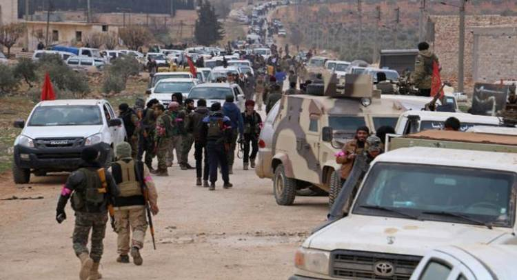 Who will control Euphrates' southeast bank?