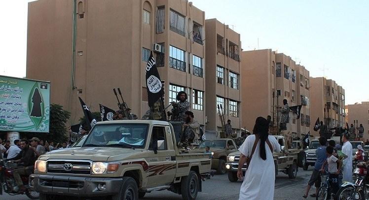Terror Incubators, Raqqa as an Example (1)