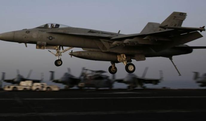 El EI resiste en Siria un año de bombardeos de la coalición internacional