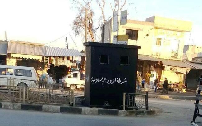 تنظيم داعش يتحضر لحصاره في الرقة