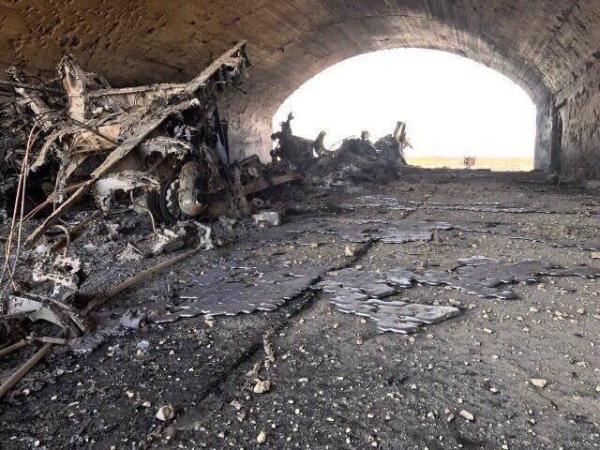 مطار الشعيرات خارج الخدمة