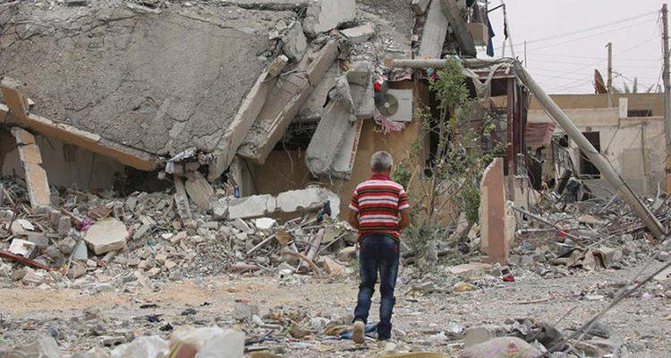الرقة.. الكارثة الإنسانية تفوق المُعلن