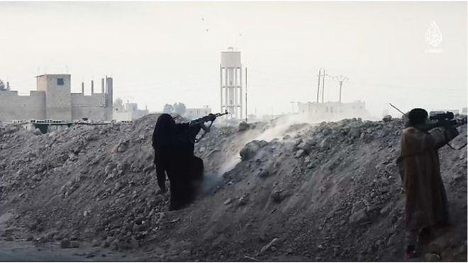محاربات تنظيم الدولة: الورقة الأخيرة؟
