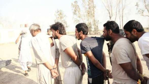 """أين اختفى المعتقلون لدى """"داعش"""" بعد عام من سيطرة """"قسد"""" على الرقة؟"""