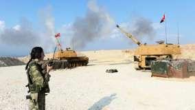 """قصف تركي جديد يستهدف مواقع """"الوحدات الكردية"""" شمال الرقة"""