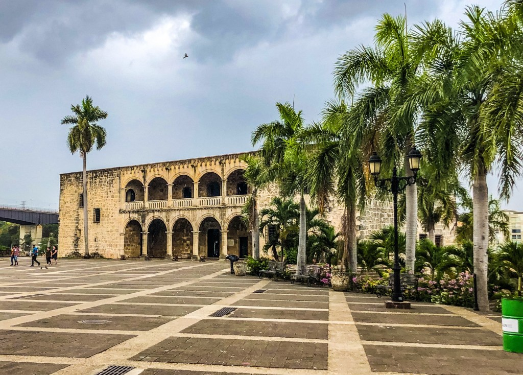 Alcazar de Colon - Saint-Domingue