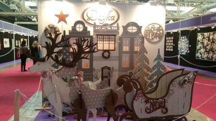 decorado navidad creativa barcelona 2016