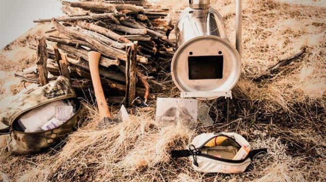 Small Tent Wood Stove Amazing Burning Stoves Cook