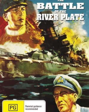 Battle Of The River Plate aka Pursuit of the Graf Spee