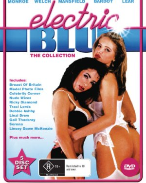 Electric Blue – The Collection