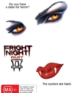 Fright Night 2 Rare & Collectible DVDs & Movies