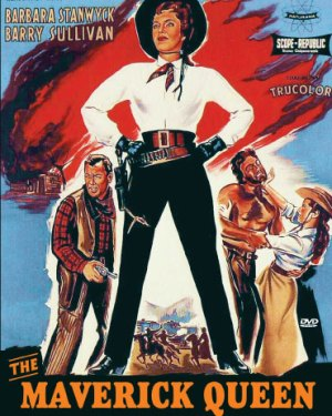 The Maverick Queen Rare & Collectible DVDs & Movies