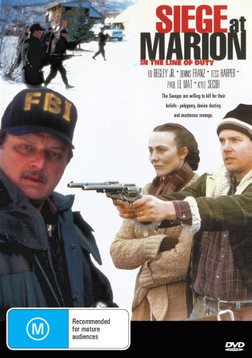 In The Line Of Duty : The Siege At Marion