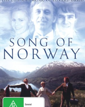 Song Of Norway Rare & Collectible DVDs & Movies