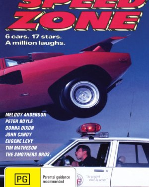 Speed Zone Rare & Collectible DVDs & Movies