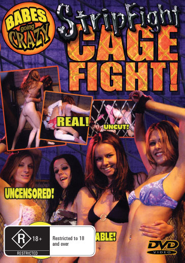 Babes Going Crazy – Strip Fight Cage Fight