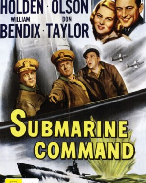 Submarine Command Rare & Collectible DVDs & Movies