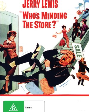 Who's Minding The Store? Rare & Collectible DVDs & Movies