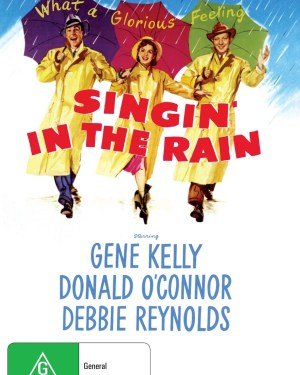 Singin' In The Rain Rare & Collectible DVDs & Movies