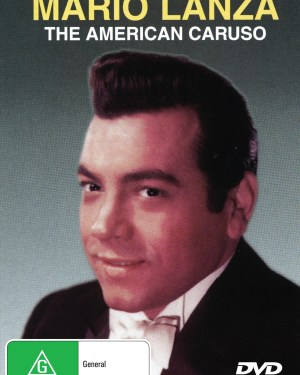 Mario Lanza : The American Caruso Rare & Collectible DVDs & Movies