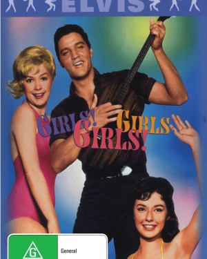 Girls! Girls! Girls! Rare & Collectible DVDs & Movies