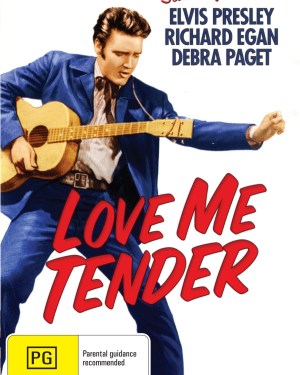 Love Me Tender Rare & Collectible DVDs & Movies