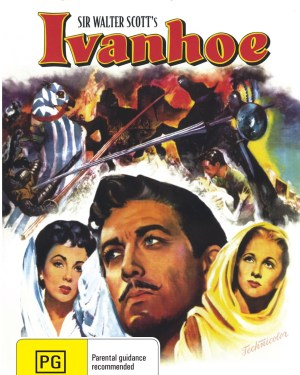 Ivanhoe Rare & Collectible DVDs & Movies