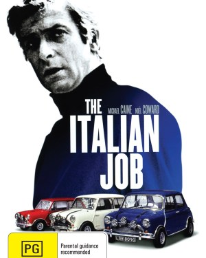 The Italian Job Rare & Collectible DVDs & Movies