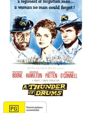 A Thunder Of Drums Rare & Collectible DVDs & Movies