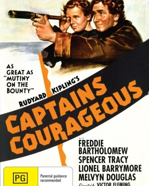 Captains Courageous Rare & Collectible DVDs & Movies