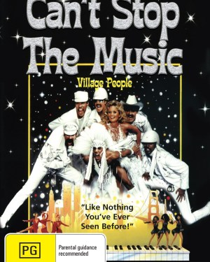 Can't Stop the Music Rare & Collectible DVDs & Movies