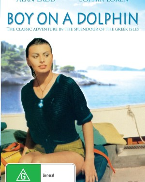 Boy on a Dolphin Rare & Collectible DVDs & Movies